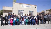 مدرسهی پاسارگاد در روستای سورباق شهرستان میانه افتتاح شد