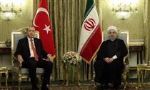 انتشار بیانیه مشترک روسای جمهور ایران و ترکیه