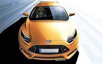 فورد فوکوس جدید در میان خودروهای گران