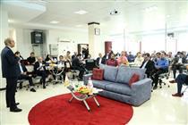 افتتاح فضای کار اشتراکی مرکز توسعه فنآوریهای نوین مالی بانکانصار