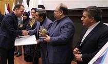 تقدیرازبانک مسکن درسومین دوره جایزه مسوولیت اجتماعی