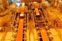 رشد ۹ درصدی تولید فولاد کشور