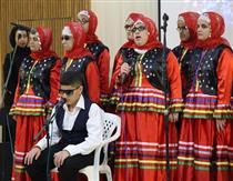 بانک رفاه حامی سومین جشنواره موسیقی معلولان بهزیستی گیلان