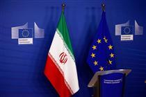 آبباریکهای به نام تجارت ایران و اروپا
