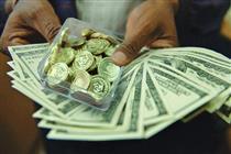 حباب نیم سکه و ربع سکه هم در حال کاهش است